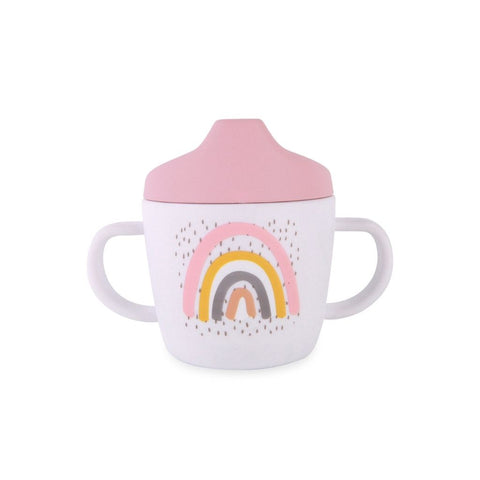 Love Mae Sippy Cup | Rainbow
