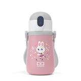 MB Stram | The insulated Kid's Drink Bottle - Pink Bunny
