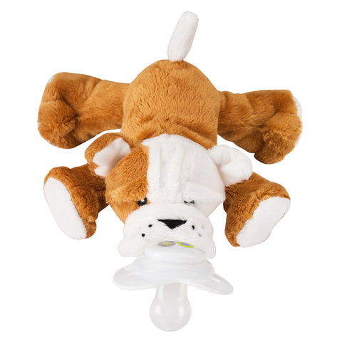 Paci-Plushies® Shakies - Barkley Bull Dog
