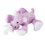 Paci-Plushies® Shakies - Happy Hippo