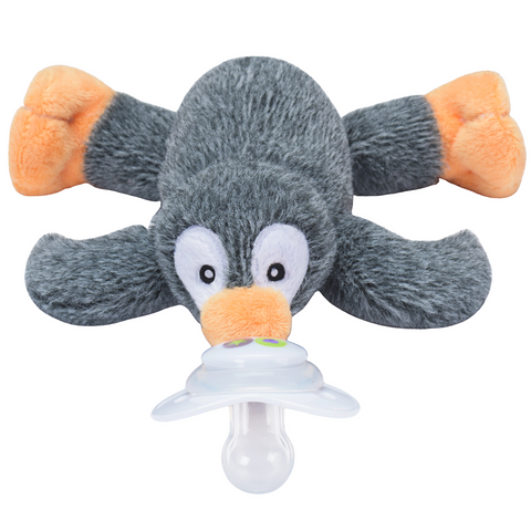Paci-Plushies® Buddies - Pepper Penguin