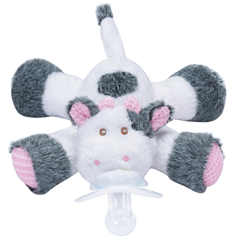 Paci-Plushies® Buddies - Cutsie Cow