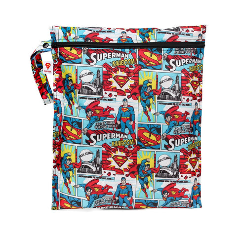 Wet Bag - DC Comics Superman