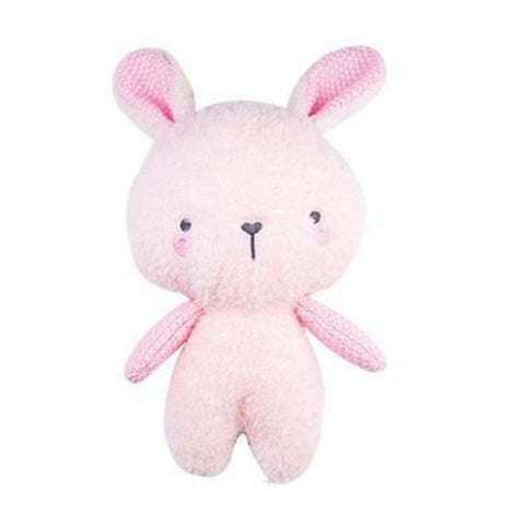 Lily The Bunny Knitted Plush Cuddly Toy