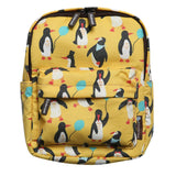 Kinderspel All-in-One Insulated Toddler Backpack with Tether - Penguin