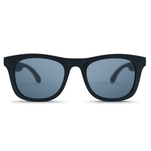 Kids Polarised Unbreakable Sunglasses - Black