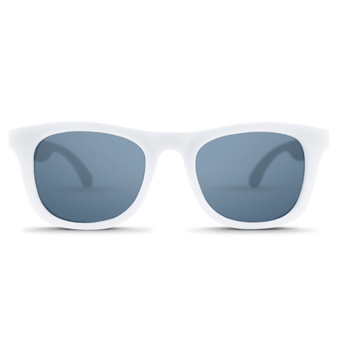 Kids Polarised Unbreakable Sunglasses - White
