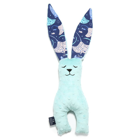 Long-Eared Bunny - Small - Manta Midnight | Audrey Mint