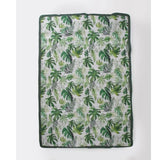 Little Unicorn 5 x 7 Outdoor Blanket - Tropical Leaf