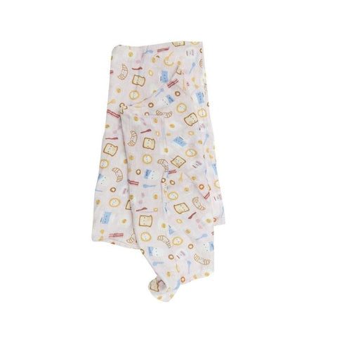 Muslin Swaddle - Breakfast Pink