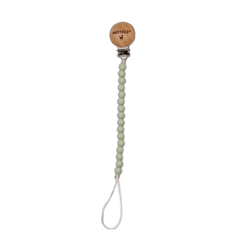Mitteez miniSTRANDS™ Pacifier Clip