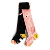 Organic Baby, Kids, Toddler Tights - Monster Eye
