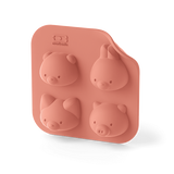 MB Silifriends Silicone Animal Cake Moulds, Set of 2
