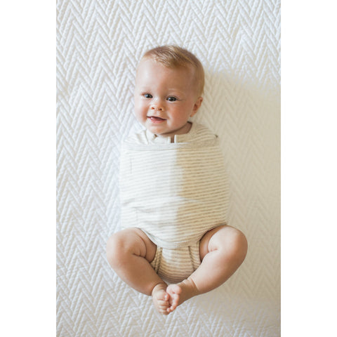 Organic Starter Classic 2-Way Swaddle (0-3mos)