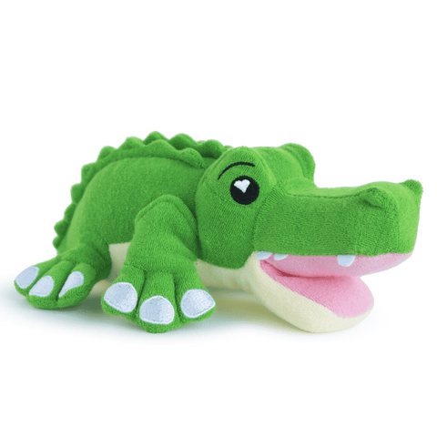 SoapSox Hunter The Gator Bath Toy Sponge