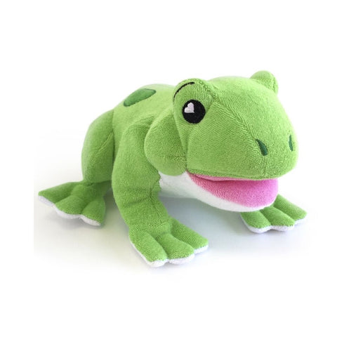William the Frog Bath Toy Sponge