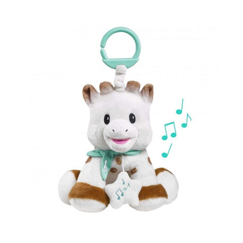 Sophie Plush with Musical Box