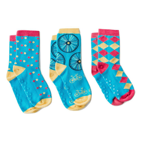 Organic Baby, Kids, Toddler Socks - Blair's Mix