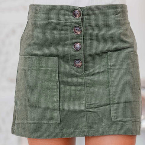 Women's  Fashion Bust Skirt