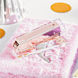 Clear Acrylic Rose Gold Stapler
