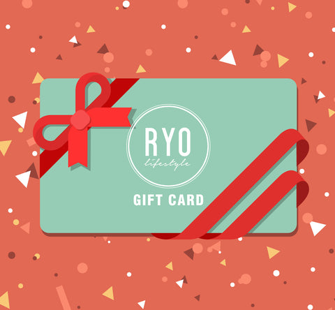 RYO Online Gift Card