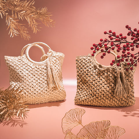 Sling Woven with Tassel