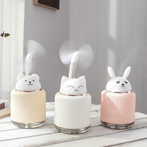 Pet Lamp Humidifier