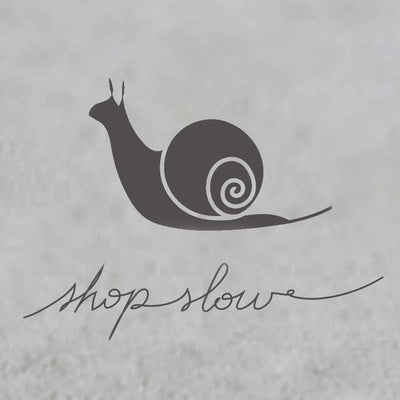 Shop Slow with 10% off throughout November