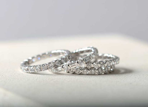 Conflict free diamond rings from EC One London