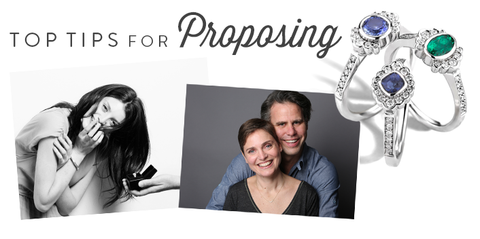 Top Tips for Proposing