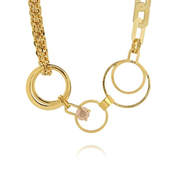 Chain Link Gold Multiway Necklace