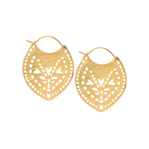 Gold Anoush Earrings
