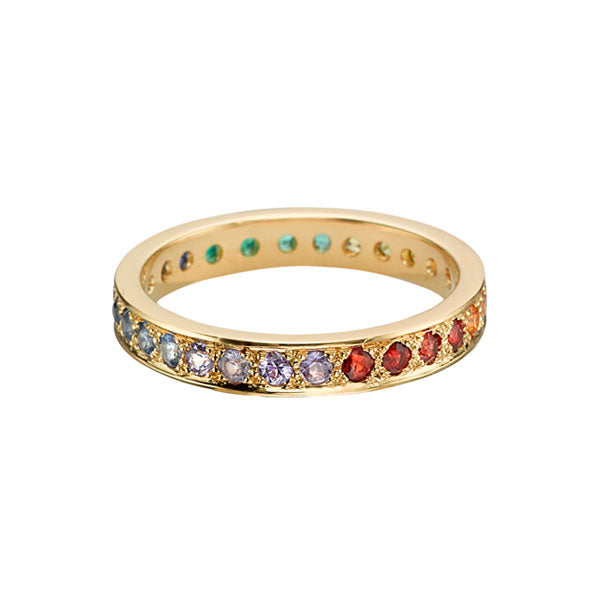 "宽""Kaleidoscope""  Eternity Ring"