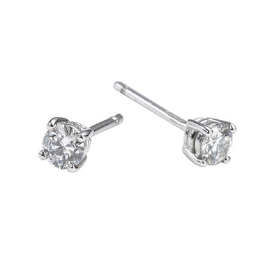 0.30ct Claw Set Diamond Studs