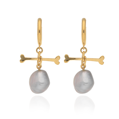 EC One Becca Jewellery Bone Catcher Earrings