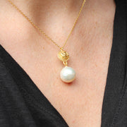 Swallow Pearl Necklace