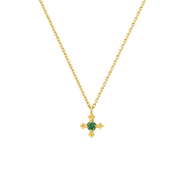 Zoe & Morgan Izil Gold Plated Necklace