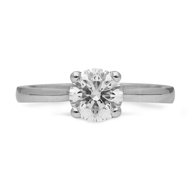 "1.00ct Diamond ""Nancy"" Solitaire in Platinum"
