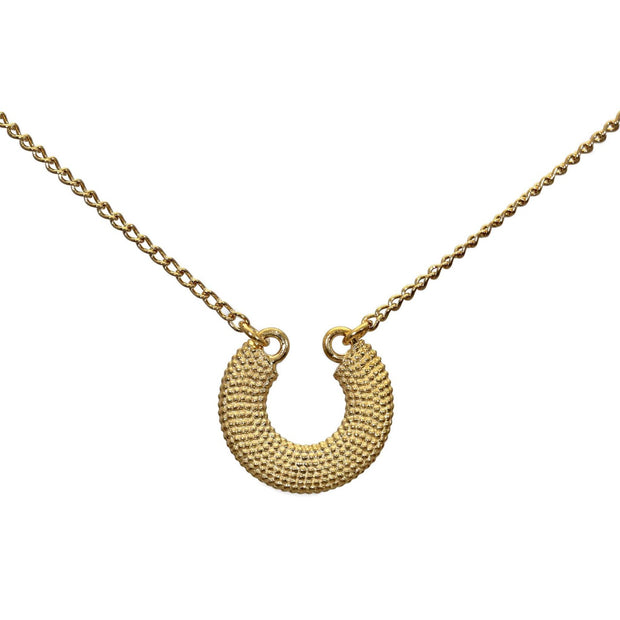 Rosie Kent Weol Necklace Gold Plated