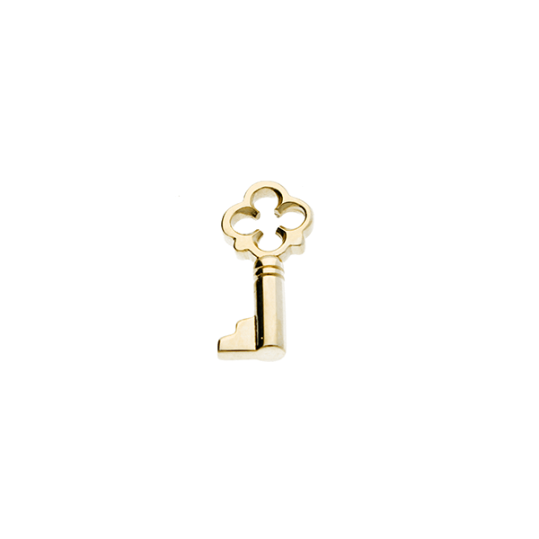 EC One Recycled Gold Key Charm