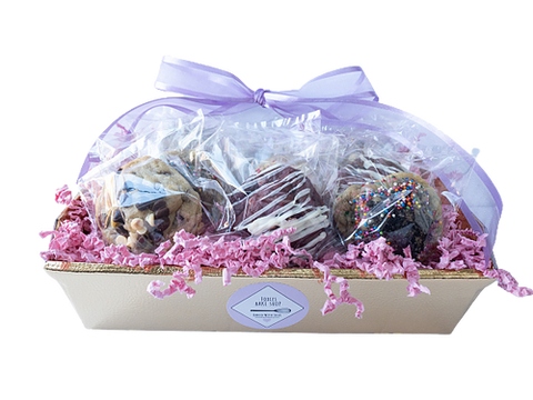 Foxies Cookies Mothers day basket