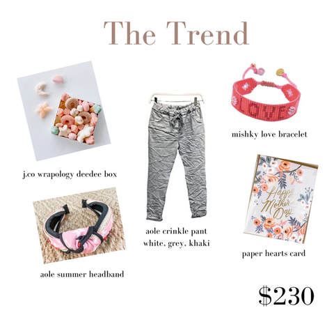 Shop Love Ritual The trend gift set