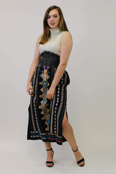 Avani Del Amour BOTTOMS Desert Dreaming Maxi Skirt
