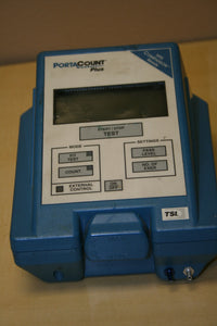Calibrated TSI Portacount Plus 8020A Respirator Fit Tester
