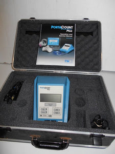 Calibrated Tsi Portacount 8020 Plus Unit A