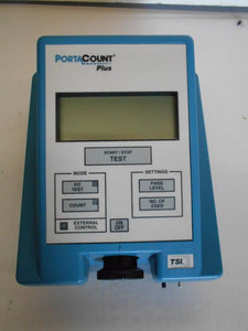 Calibrated TSI Portacount 8020 Plus