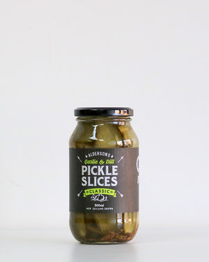 Pickled Slices / Alderson's / 500ml