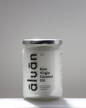 āluān Coconut Oil | Raw Virgin