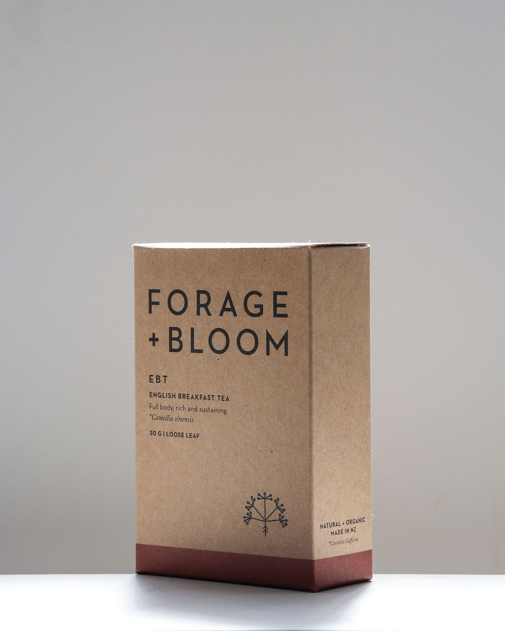 English Breakfast Tea / Forage & Bloom
