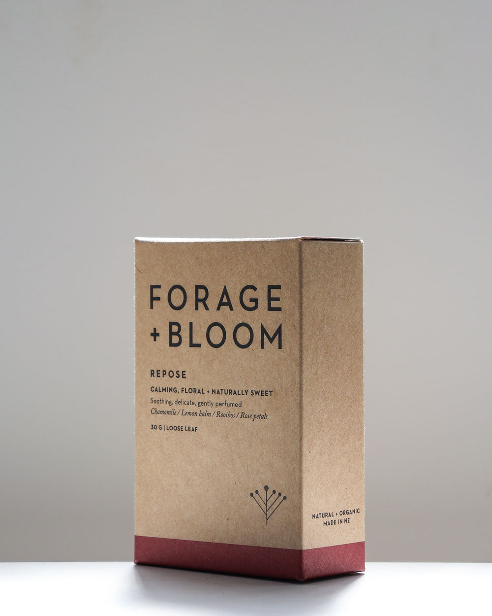 Repose Tea / Forage & Bloom